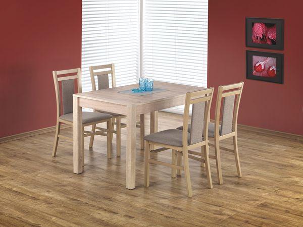 Maurycy asztal laminált, nagyobbítható