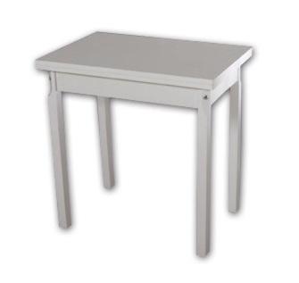 Konyhai II. nagyobbitható asztal laminált 60x90/120