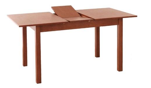 Gamma/Alier nagyobbitható asztal 80x120/150