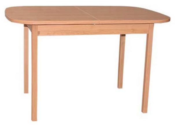 Ádám nagyobbitható asztal/18 mm laminált