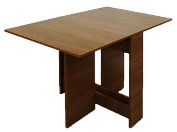 Pille  nagyobbítható asztal/18 mm laminált 70x116 szögletes