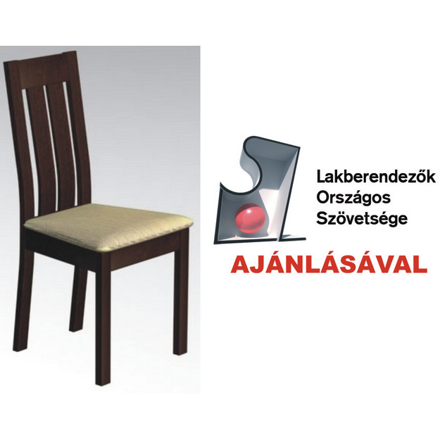 Duero kárpitozott szék