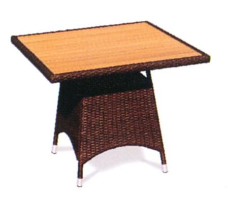 Borneo rattan asztal