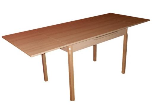 Villás I. nagyobbitható asztal laminált 60x90/150