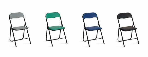 K-5 összecsukható kárpitozott szék