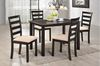Alina étkező garnitúra (1 asztal (70x110)   4 szék)